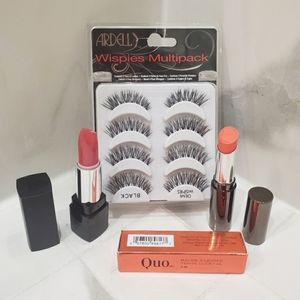 Lashes/lipsticks bundle